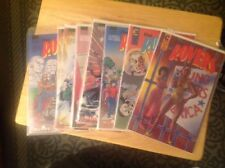 LOT of 8 The Rovers Comic Books #1-7 And Extra #2,