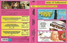 Breakfast On Pluto / Happy Endings / Das Gegenteil von Sex / 3-DVD`s / #2932