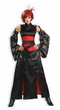 Womens Dragon Mistress Costume Japanese Asian Costume Cosplay Size Standard