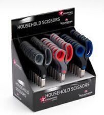 """2 x Grunwerg Ergonomic Kitchen Household Scissors 8"""""""