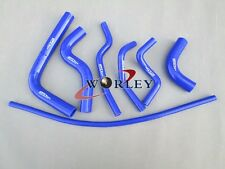 Silicone Radiator and Heater Hose For SUZUKI SAMURAI 1986-1995 87 88 89 90 blue