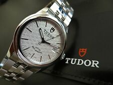 Authentic TUDOR Glamour Automatic Men's Watch~Model 55000~Never Been Worn~WOW!