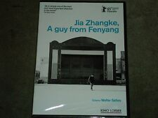 Jia Zhangke: A Guy From Fenyang (DVD, 2016) sealed