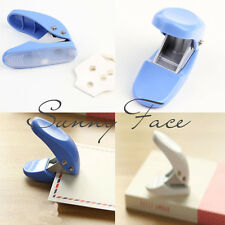 New Props Circle Pattern Paper Punch for DIY Card Making Scrapbooking Crafts