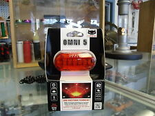 CATEYE TL-LD155 OMNI 5--5 LED BICYCLE REAR LIGHT