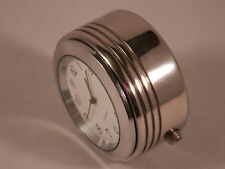 Royal Enfield Bullet stem nut clock.