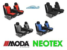 COVERKING NEOSUPREME CUSTOM FIT FRONT SEAT COVERS for CHEVY SILVERADO 1500