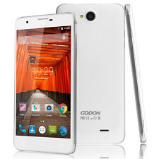 "GODON Smartphone 6"" Unlocked Android Dual SIM Quad Core 3G For Mobile Phone"