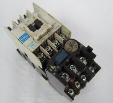 MITSUBISHI S-N10 MAGNETIC CONTACTOR WITH OVERLOAD RELAY TH-N12
