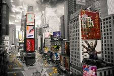TRAVEL POSTER New York Times Square