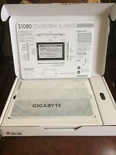 GIGABYTE TABLET NOTEBOOK S1080 10.1 IN INTEL 1.66GHz  320GB, 2GBDDR3 Wi-Fi + 3G
