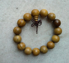 15MM Nice Natural Verawood Wood Beads Bracelet For Cool Man and Fashion Man