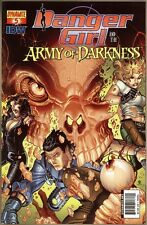 Danger Girl And The Army Of Darkness #5 - NM - Bradshaw Cover