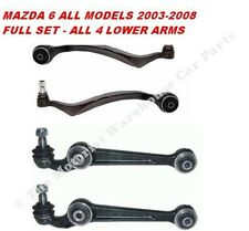 MAZDA 6  FRONT LOWER SUSPENSION TRACK CONTROL ARM LH RH SIDE BOTH SIDES
