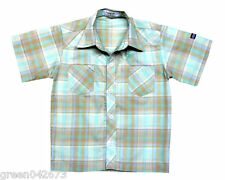 Plaid #12 Oshkosh Plaid Front Button Shirt , Boys Wear available for 5 years old