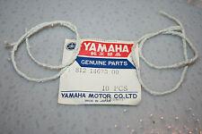 Yamaha snowmobile nos exhaust pipe gasket gp246 gp292 gp300 gs300 sl292 sm292