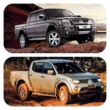 Mitsubishi L200 workshop service repair manual C.D 1996 to 2012