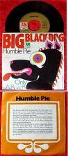 Single Humble Pie Big Black Dog