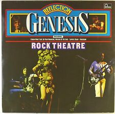 "12"" LP - Genesis - Reflection - Rock Theatre - C505 - washed & cleaned"