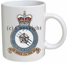 ROYAL AIR FORCE STATION CHURCH FENTON COFFEE MUG