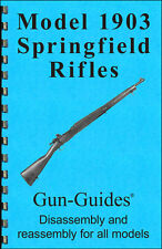 Model 1903 Springfield Rifles Gun-Guides® Disassembly & Reassembly for All Mo...