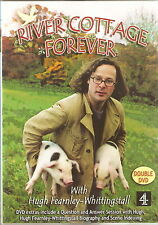 RIVER COTTAGE FOREVER - Complete. Hugh Fearnley-Whittingstall (2xDVD SET 2004)