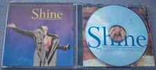 SHINE David Hirschfelder Helfgott PIANO Motion Picture Soundtrack EX CONDITION