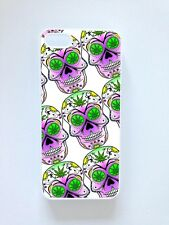 New IPhone 5/5s Case/Cover, Weed, Rasta, Cannabis, Day Of The Dead, Skull Candy