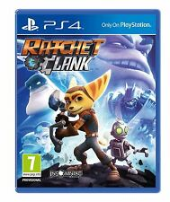 Ratchet And Clank (2016) Sony Playstation 4 PS4 Game New and Sealed