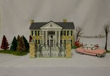 Elvis Presley's Graceland Mansion - Dept. 56 - 2000 - Special Edition Gift Set