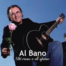 Al Bano - Di Rose E Di Spine  Sanremo 2017- 2 CD Nuovo Sigillato