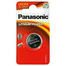 Panasonic 2354 Lithium Coin Battery 3v CR2354 BR2354 DL2354