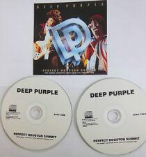 DEEP PURPLE    PERFECT HOUSTON SUMMIT      Houston 1985