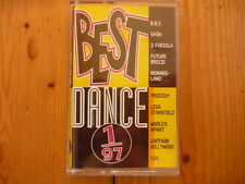 Best Dance 1/97 B.B.E. Sash! Future Breeze DJ BoBo Captain Hollywood Lambda MC
