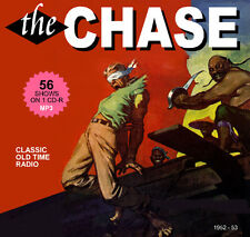 The Chase - 56 OTR shows on CD-R Old Time Radio MP3s