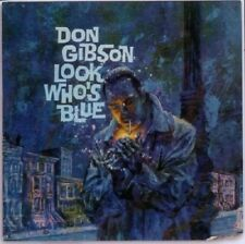 Don Gibson Look Who's Blue/Oh, Lonesome Me CD NEW SEALED 2011 Country