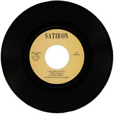 "MILTON WRIGHT  ""I BELONG TO YOU""  STORMING NORTHERN SOUL   LISTEN!"