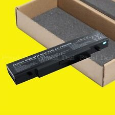 New 6 Cell Battery for Samsung R580 R519 R522 Laptop Li-ion Battery Black