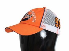 NWT $120 DOLCE & GABBANA D&G Orange Surfboards Beachwear Sport Mens Cap Hat s. S