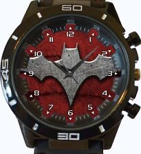 Batman Bat Wings New Gt Series Sports Unisex Watch