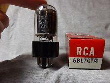 vintage,RCA,electronic tube 6BL7GTA, 8 pin