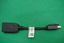 Dell Mini Male Display Port to Standard Female Display Port DP Adapter 00FKKK