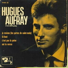 HUGUES AUFRAY EP FRANCE JE REVIENS 1