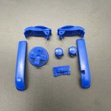 Nintendo Game Boy Advance BUTTONS SET Bumpers R L A B D-Pad BLUE (Lot of 5)