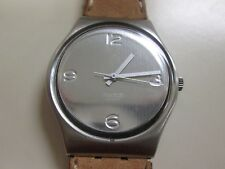 """NICE, VINTAGE 1990 """"COUNTRY SIDE"""" GX114 SWATCH (#442) FREE SHIP & BATTERY"""