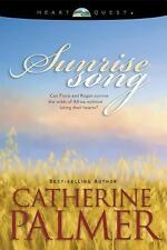Sunrise Song: Treasures of the Heart #4 (HeartQuest) Palmer, Catherine Paperbac
