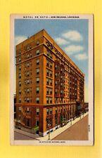 New Orleans,LA Louisiana Hotel De Soto circa 1948