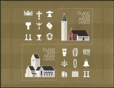 Iceland 2013 Stamp Day/Cathedral/Building/Architecture/Heritage 2v m/s (is1012)