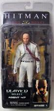 NECA HITMAN BLOOD MONEY  PLAYED SELECT AGENT 47 STAGE 1 ACTION FIGURE NRFB MINT