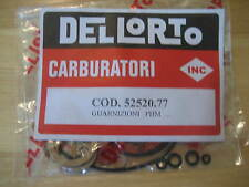 NEW BMW R90S DELLORTO CARB GASKET SET (1) CARB. NEW